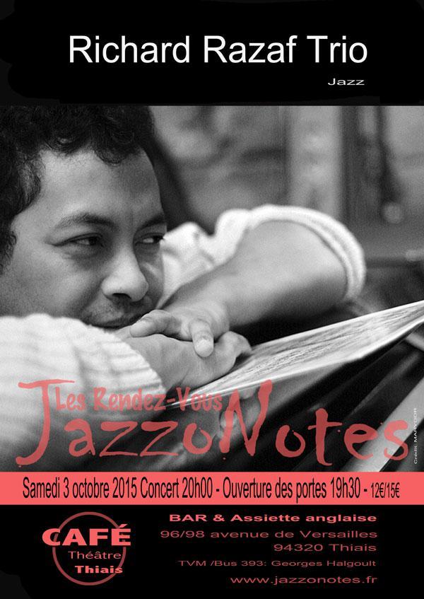Image : Richard Razaf Trio